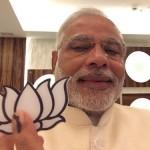 Selfie Narendra Modi