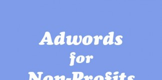 Adwords for non-profits Google Grants