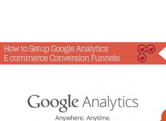 How to Setup Google Analytics E commerce Conversion Funnels