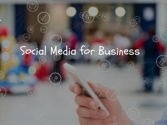 Social Media For Business – How Important Is It?