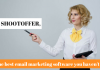 Shootoffer, The best email marketing software you haven't seen123