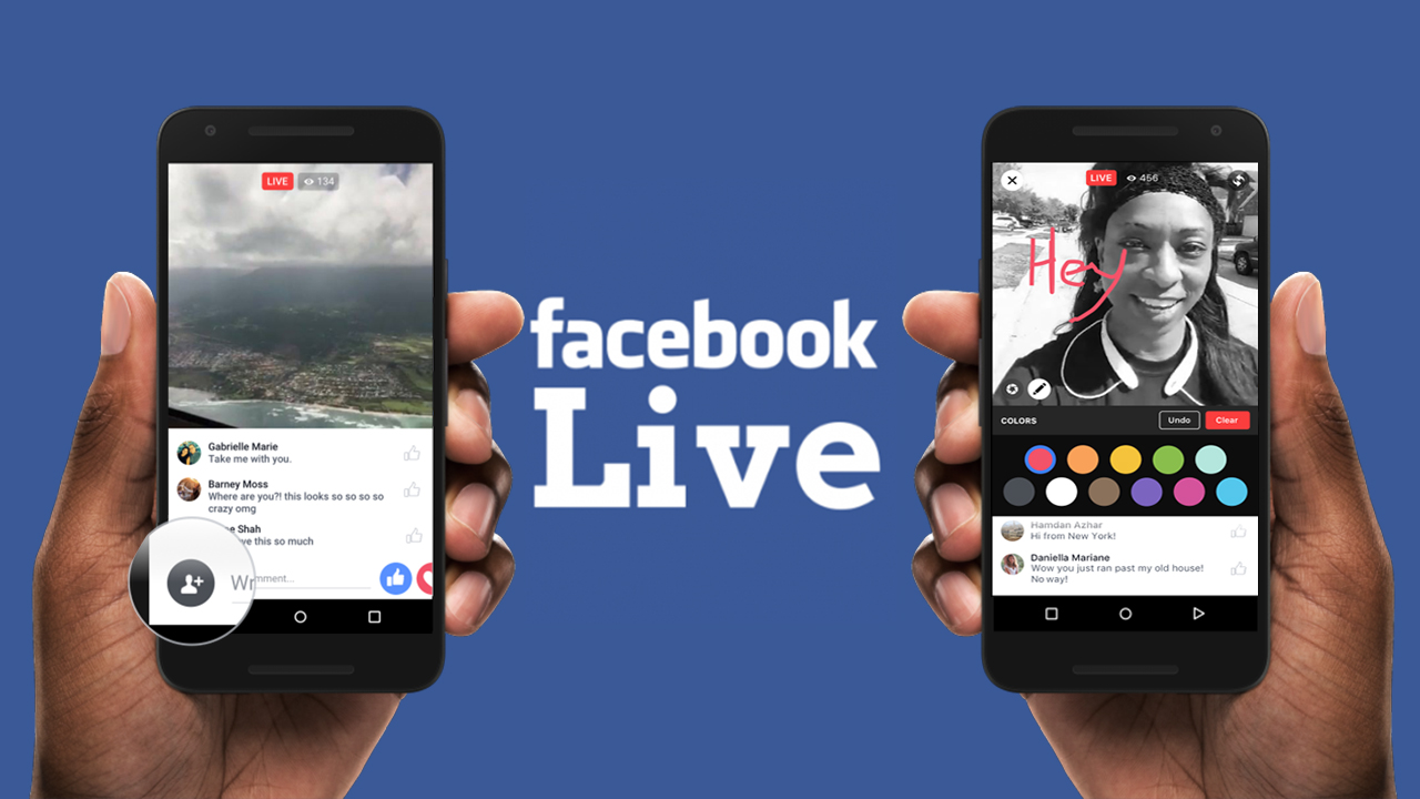 live video trend 2018