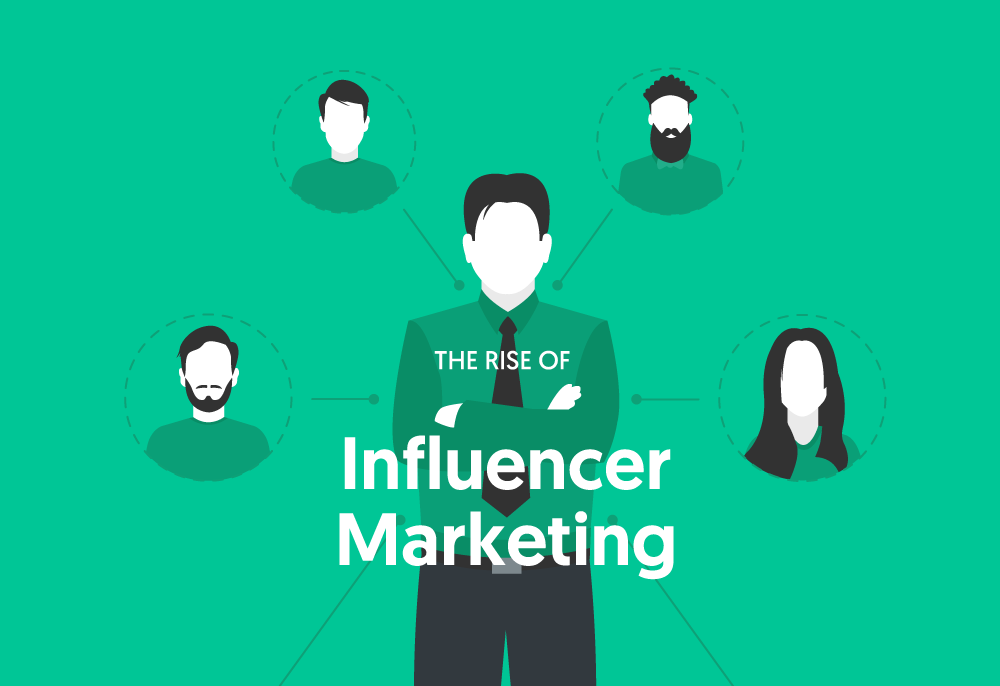 rise of influence marketing