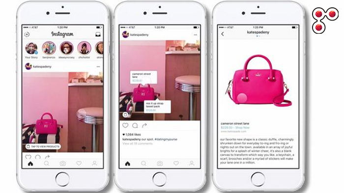 Instagram is more commerce-friendly