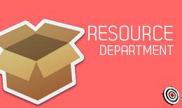 Resource Department ShootOrder